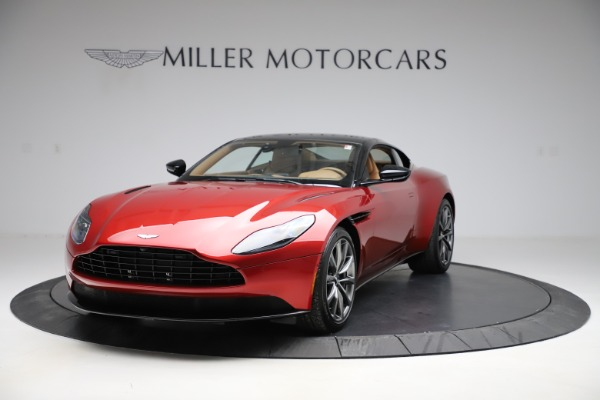 Used 2020 Aston Martin DB11 V8 Coupe for sale Sold at Aston Martin of Greenwich in Greenwich CT 06830 3