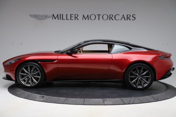 Used 2020 Aston Martin DB11 V8 Coupe for sale Sold at Aston Martin of Greenwich in Greenwich CT 06830 4