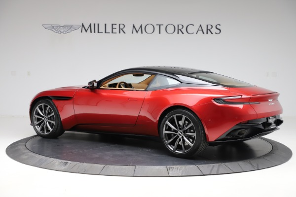 Used 2020 Aston Martin DB11 V8 Coupe for sale Sold at Aston Martin of Greenwich in Greenwich CT 06830 5