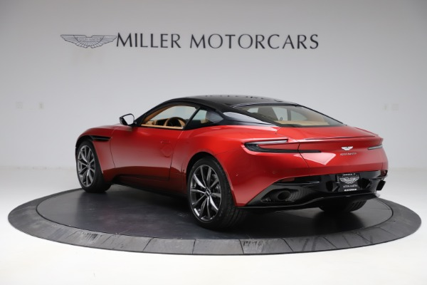 Used 2020 Aston Martin DB11 V8 Coupe for sale Sold at Aston Martin of Greenwich in Greenwich CT 06830 6