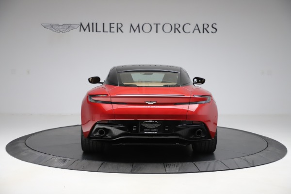 Used 2020 Aston Martin DB11 V8 Coupe for sale $203,900 at Aston Martin of Greenwich in Greenwich CT 06830 7