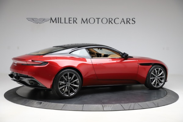 Used 2020 Aston Martin DB11 V8 Coupe for sale Sold at Aston Martin of Greenwich in Greenwich CT 06830 8