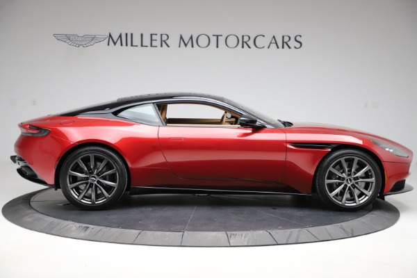 Used 2020 Aston Martin DB11 V8 Coupe for sale Sold at Aston Martin of Greenwich in Greenwich CT 06830 9
