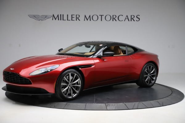 Used 2020 Aston Martin DB11 V8 Coupe for sale $203,900 at Aston Martin of Greenwich in Greenwich CT 06830 1