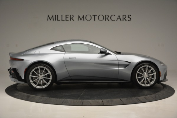 Used 2019 Aston Martin Vantage Coupe for sale $124,900 at Aston Martin of Greenwich in Greenwich CT 06830 9