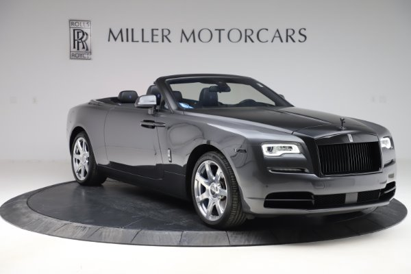 Used 2017 Rolls-Royce Dawn for sale $238,900 at Aston Martin of Greenwich in Greenwich CT 06830 10
