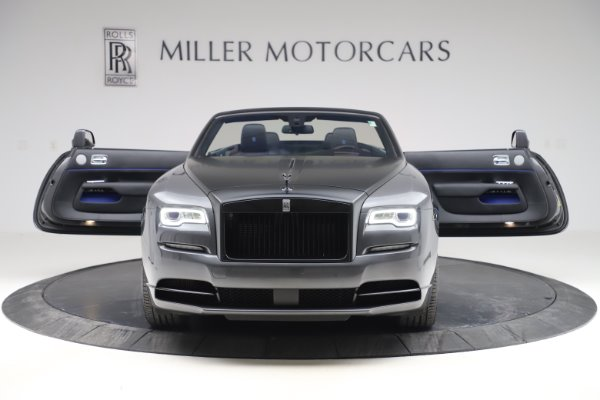 Used 2017 Rolls-Royce Dawn for sale $238,900 at Aston Martin of Greenwich in Greenwich CT 06830 11