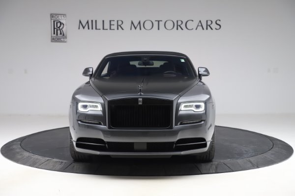 Used 2017 Rolls-Royce Dawn for sale $238,900 at Aston Martin of Greenwich in Greenwich CT 06830 12