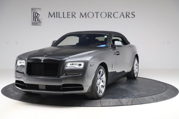 Used 2017 Rolls-Royce Dawn for sale $238,900 at Aston Martin of Greenwich in Greenwich CT 06830 13