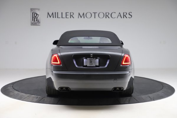 Used 2017 Rolls-Royce Dawn for sale $238,900 at Aston Martin of Greenwich in Greenwich CT 06830 17
