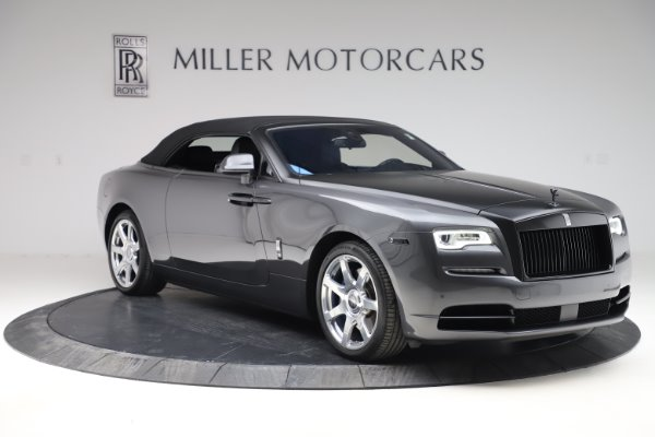 Used 2017 Rolls-Royce Dawn for sale $238,900 at Aston Martin of Greenwich in Greenwich CT 06830 21
