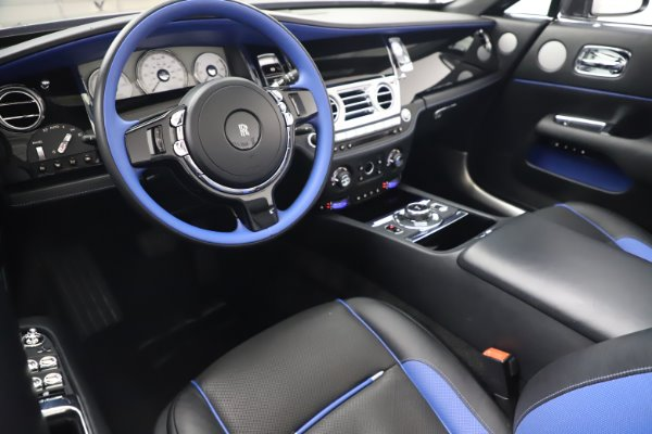 Used 2017 Rolls-Royce Dawn for sale $238,900 at Aston Martin of Greenwich in Greenwich CT 06830 22