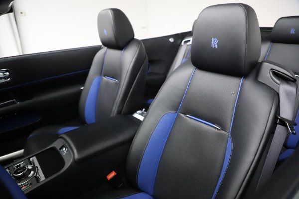 Used 2017 Rolls-Royce Dawn for sale $238,900 at Aston Martin of Greenwich in Greenwich CT 06830 24
