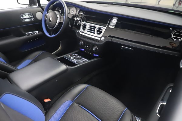 Used 2017 Rolls-Royce Dawn for sale $238,900 at Aston Martin of Greenwich in Greenwich CT 06830 26