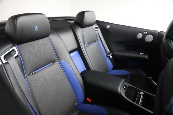 Used 2017 Rolls-Royce Dawn for sale $238,900 at Aston Martin of Greenwich in Greenwich CT 06830 28