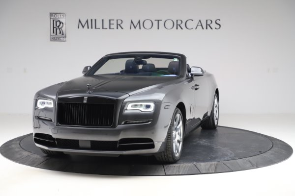 Used 2017 Rolls-Royce Dawn for sale $238,900 at Aston Martin of Greenwich in Greenwich CT 06830 1