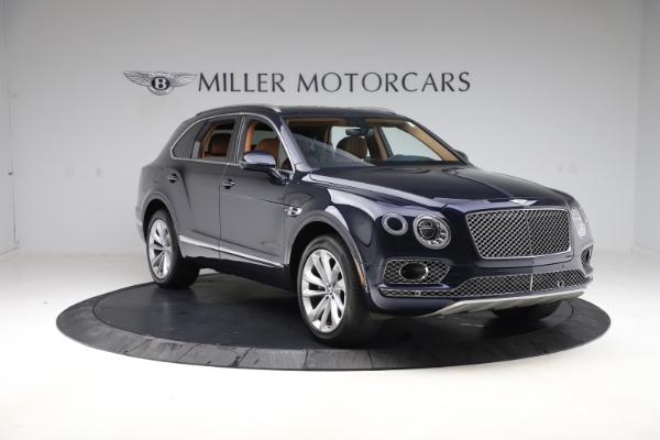Used 2017 Bentley Bentayga W12 for sale $149,900 at Aston Martin of Greenwich in Greenwich CT 06830 11