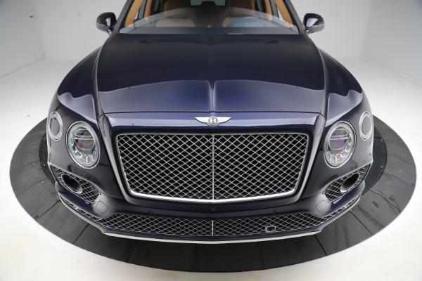 Used 2017 Bentley Bentayga W12 for sale $135,900 at Aston Martin of Greenwich in Greenwich CT 06830 12