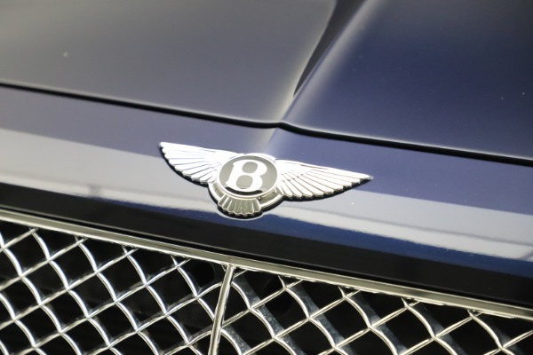 Used 2017 Bentley Bentayga W12 for sale $135,900 at Aston Martin of Greenwich in Greenwich CT 06830 14