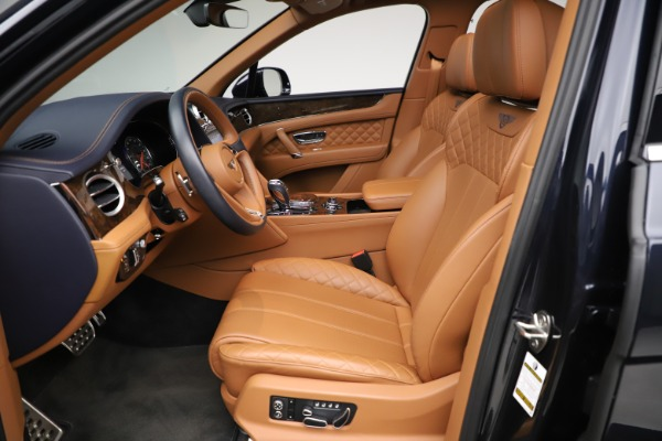 Used 2017 Bentley Bentayga W12 for sale $135,900 at Aston Martin of Greenwich in Greenwich CT 06830 19