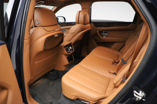 Used 2017 Bentley Bentayga W12 for sale $135,900 at Aston Martin of Greenwich in Greenwich CT 06830 22