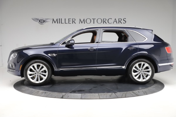 Used 2017 Bentley Bentayga W12 for sale $135,900 at Aston Martin of Greenwich in Greenwich CT 06830 3
