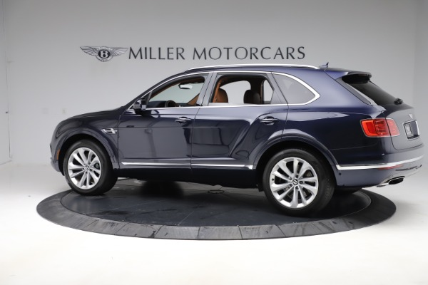 Used 2017 Bentley Bentayga W12 for sale $149,900 at Aston Martin of Greenwich in Greenwich CT 06830 4