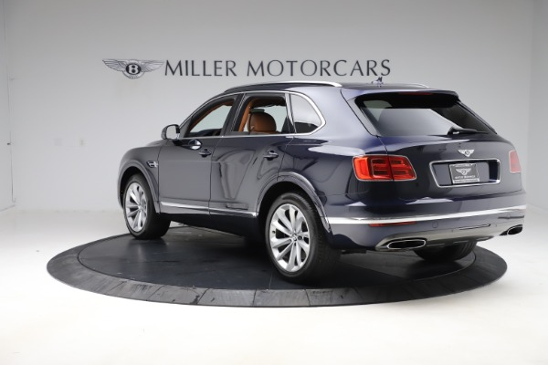 Used 2017 Bentley Bentayga W12 for sale $135,900 at Aston Martin of Greenwich in Greenwich CT 06830 5