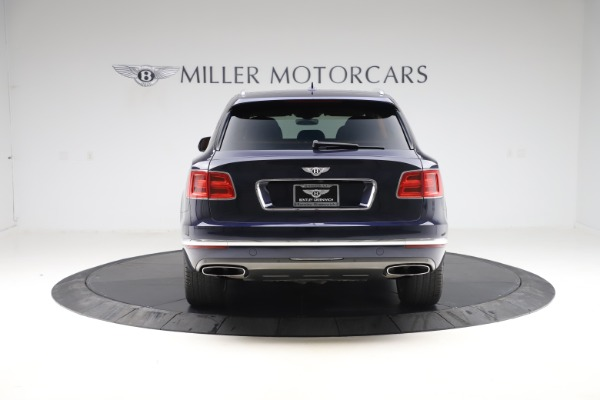 Used 2017 Bentley Bentayga W12 for sale $135,900 at Aston Martin of Greenwich in Greenwich CT 06830 6