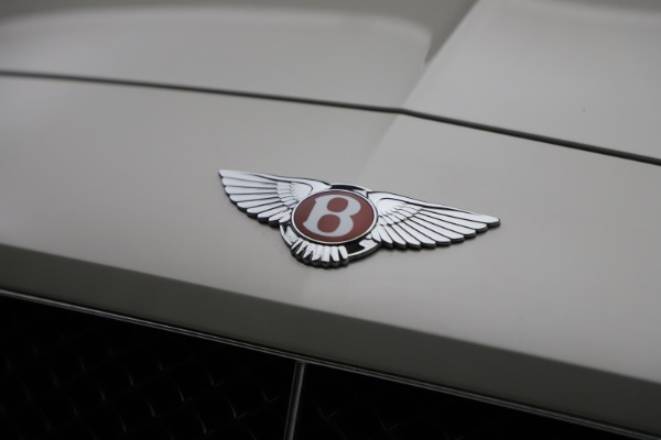 Used 2015 Bentley Continental GTC V8 for sale Sold at Aston Martin of Greenwich in Greenwich CT 06830 22