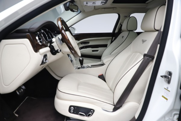 Used 2016 Bentley Mulsanne for sale $145,900 at Aston Martin of Greenwich in Greenwich CT 06830 18