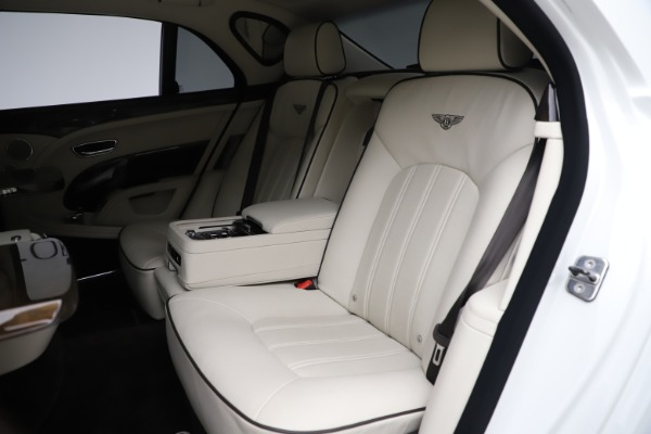 Used 2016 Bentley Mulsanne for sale $145,900 at Aston Martin of Greenwich in Greenwich CT 06830 23