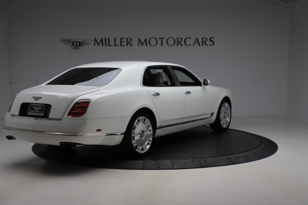 Used 2016 Bentley Mulsanne for sale $145,900 at Aston Martin of Greenwich in Greenwich CT 06830 8