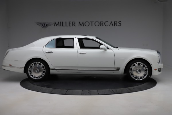Used 2016 Bentley Mulsanne for sale $145,900 at Aston Martin of Greenwich in Greenwich CT 06830 9