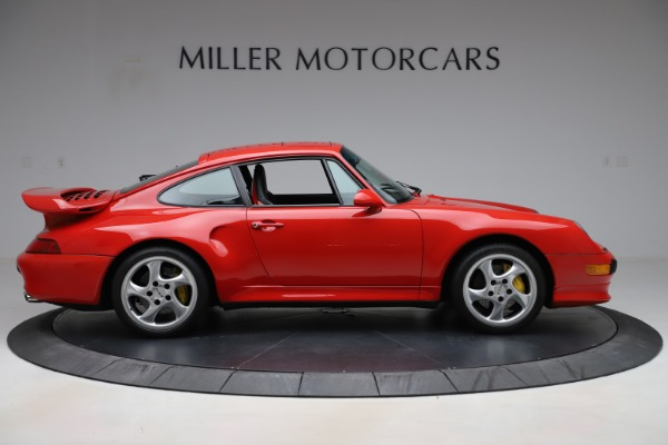 Used 1997 Porsche 911 Turbo S for sale $429,900 at Aston Martin of Greenwich in Greenwich CT 06830 10