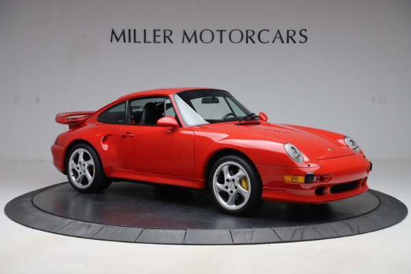 Used 1997 Porsche 911 Turbo S for sale $419,900 at Aston Martin of Greenwich in Greenwich CT 06830 11