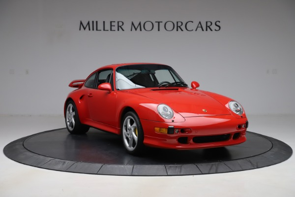 Used 1997 Porsche 911 Turbo S for sale $419,900 at Aston Martin of Greenwich in Greenwich CT 06830 12