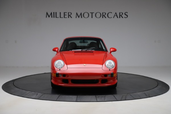 Used 1997 Porsche 911 Turbo S for sale $429,900 at Aston Martin of Greenwich in Greenwich CT 06830 13