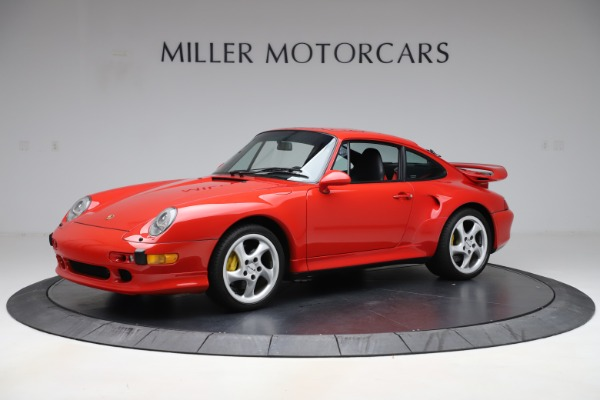 Used 1997 Porsche 911 Turbo S for sale $419,900 at Aston Martin of Greenwich in Greenwich CT 06830 2
