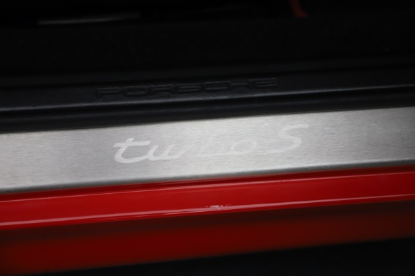 Used 1997 Porsche 911 Turbo S for sale $419,900 at Aston Martin of Greenwich in Greenwich CT 06830 24