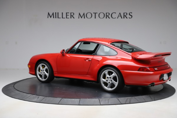Used 1997 Porsche 911 Turbo S for sale $419,900 at Aston Martin of Greenwich in Greenwich CT 06830 4