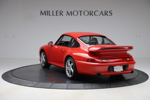 Used 1997 Porsche 911 Turbo S for sale $419,900 at Aston Martin of Greenwich in Greenwich CT 06830 6