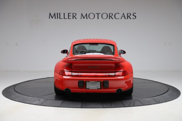 Used 1997 Porsche 911 Turbo S for sale $429,900 at Aston Martin of Greenwich in Greenwich CT 06830 7