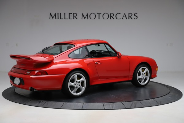 Used 1997 Porsche 911 Turbo S for sale $419,900 at Aston Martin of Greenwich in Greenwich CT 06830 9