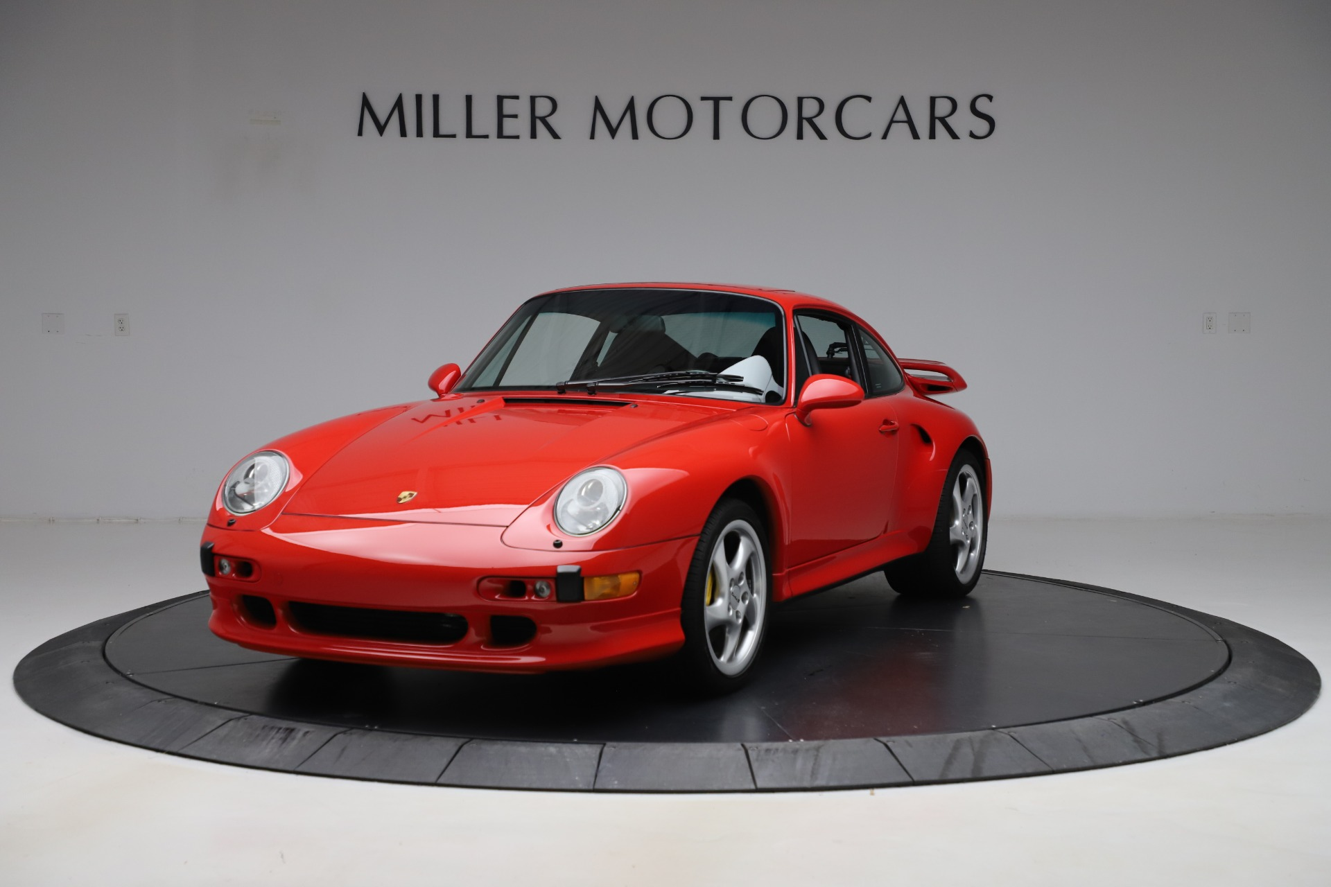 Used 1997 Porsche 911 Turbo S for sale $419,900 at Aston Martin of Greenwich in Greenwich CT 06830 1