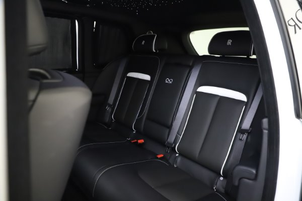 New 2020 Rolls-Royce Cullinan Black Badge for sale Sold at Aston Martin of Greenwich in Greenwich CT 06830 12