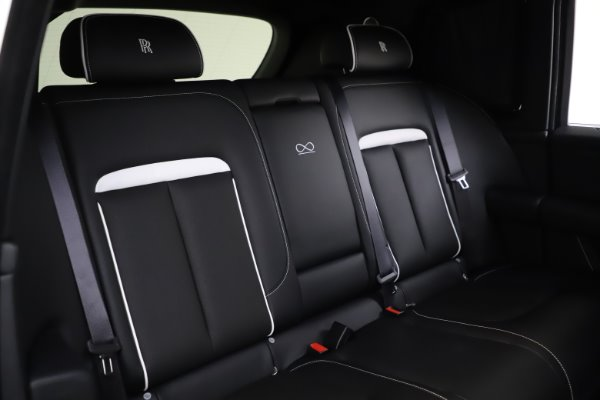 New 2020 Rolls-Royce Cullinan Black Badge for sale Sold at Aston Martin of Greenwich in Greenwich CT 06830 13