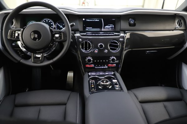 New 2020 Rolls-Royce Cullinan Black Badge for sale Sold at Aston Martin of Greenwich in Greenwich CT 06830 16