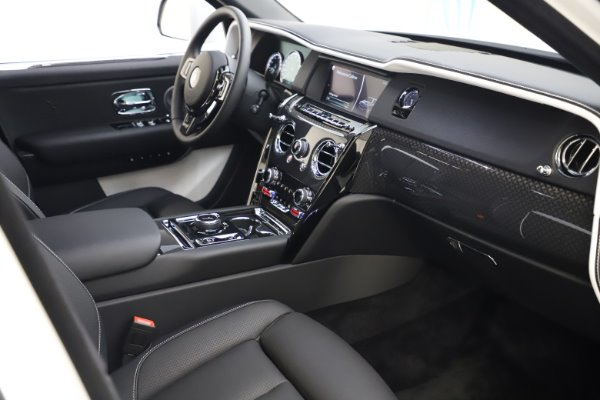 New 2020 Rolls-Royce Cullinan Black Badge for sale Sold at Aston Martin of Greenwich in Greenwich CT 06830 17