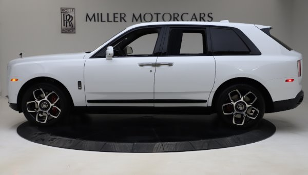 New 2020 Rolls-Royce Cullinan Black Badge for sale Sold at Aston Martin of Greenwich in Greenwich CT 06830 3